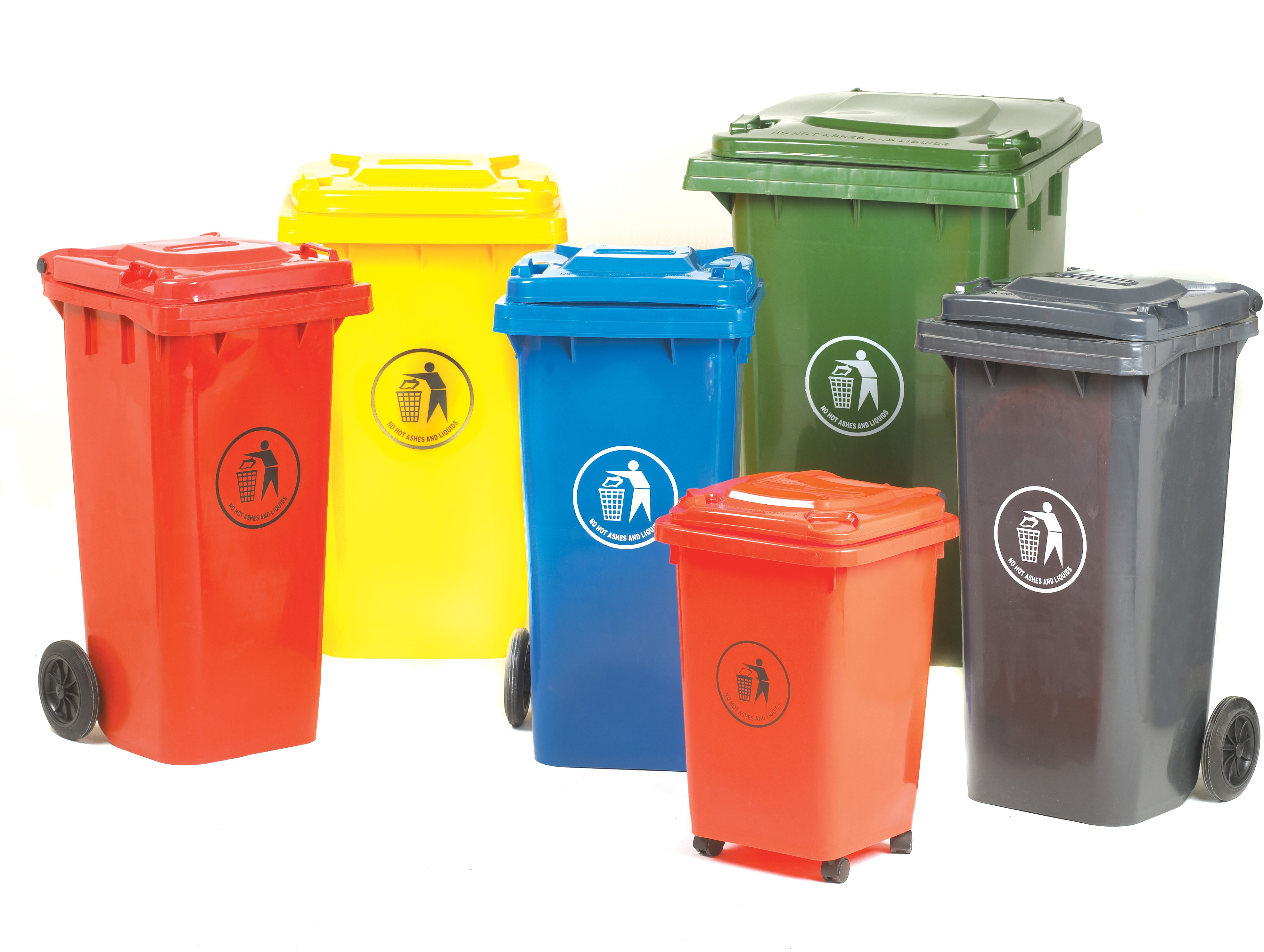 Too Many Recycling Bins At Home Kenny Skip Hire Waste